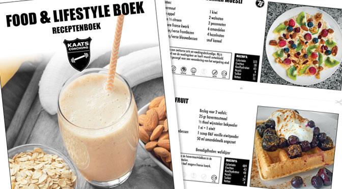 Food & Lifestyle boek